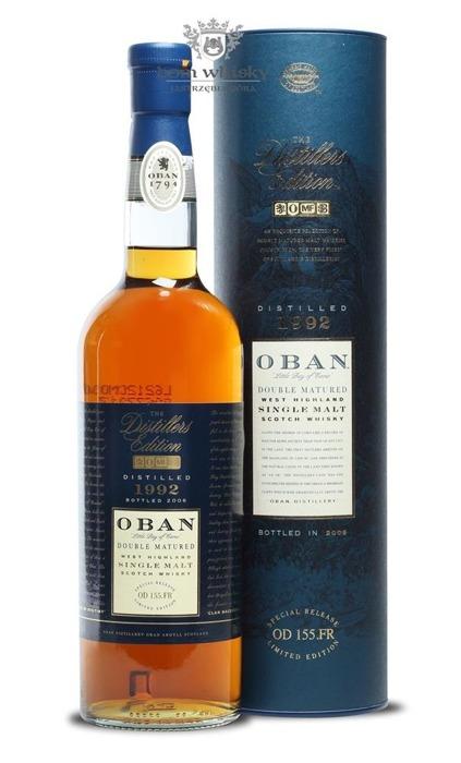 Oban 1992 (Bottled 2006) Distillers Edition / 43%/ 0,7l
