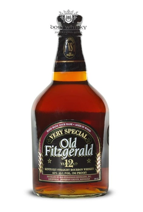 Old Fitzgerald 12-letni / 45% / 0,75l