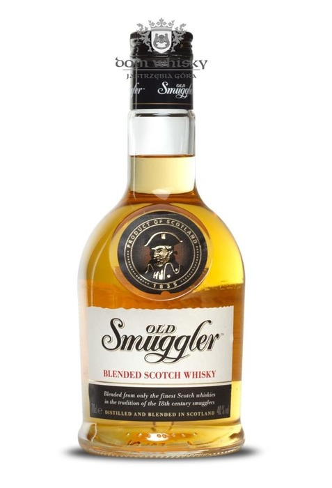 Old Smuggler Blended Scotch Whisky / 40% / 0,7l