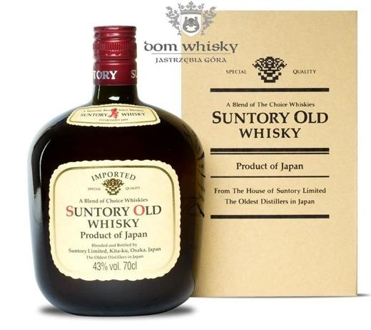 Old Suntory Yamazaki Whisky / 43% / 0,7l