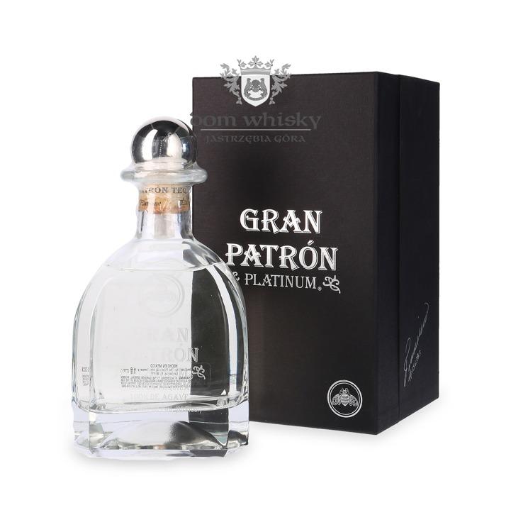 Patron Platinum Tequila 100% Agave / 40% / 0,75l