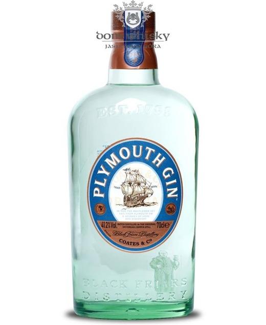 Plymouth Original Strength London Gin / 41,2% / 0,7l