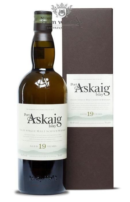 Port Askaig 19-letni / 50,4% / 0,7l