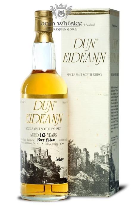 Port Ellen 16 letni D.1979 B.1995 Dun Eideann / 58,8% / 0,7l