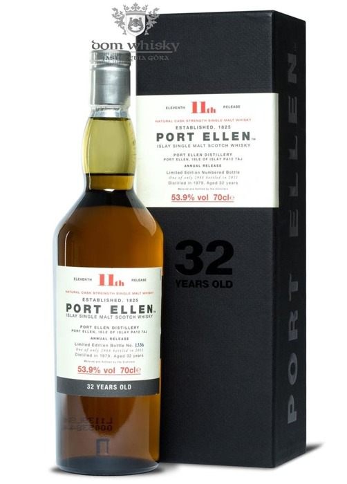 Port Ellen 32 letni D.1979 B.2011 11th Release / 53,9% / 0,7l