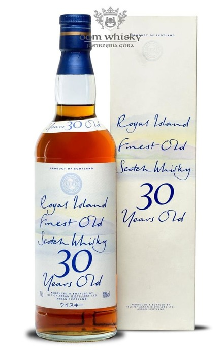 Royal Island Finest 30 letni Japan Market (Arran) / 40% / 0,7l