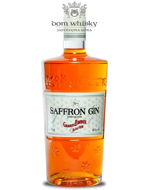 Saffron Gin Gabriel Boudier Dijon / 40% / 0,7l
