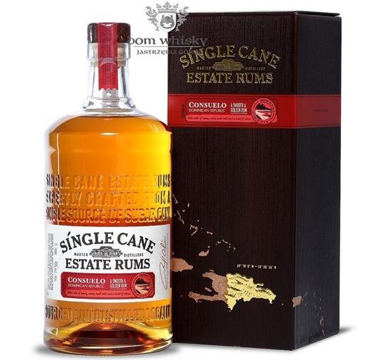 Single Cane Estate Rum Consuelo (Dominicana) / 40% / 1,0l