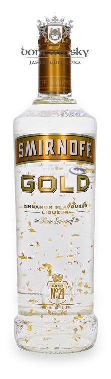 Smirnoff Gold Cinnamon Liqueur / 37,5% / 0,7l