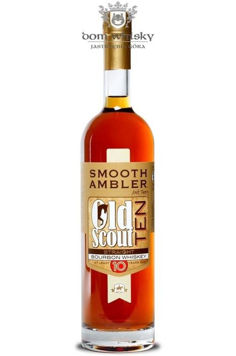 Smooth Ambler Bourbon 10-letni / 50% / 0,7l