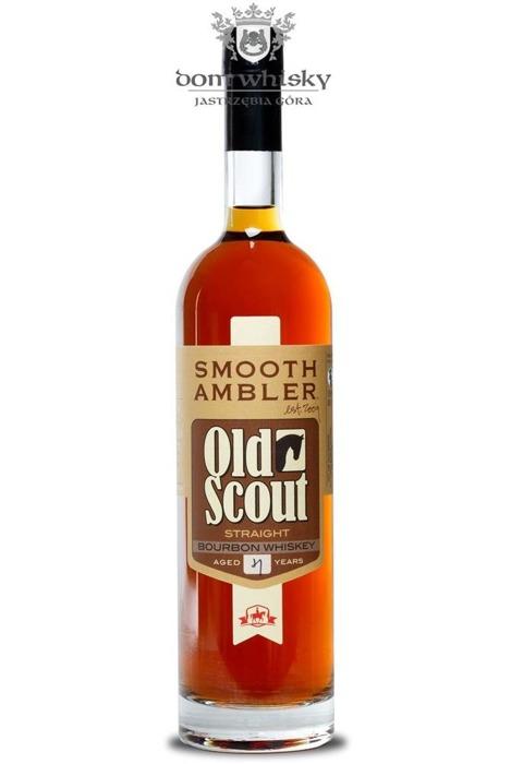 Smooth Ambler Bourbon 4-letni / 49,5% / 0,7l