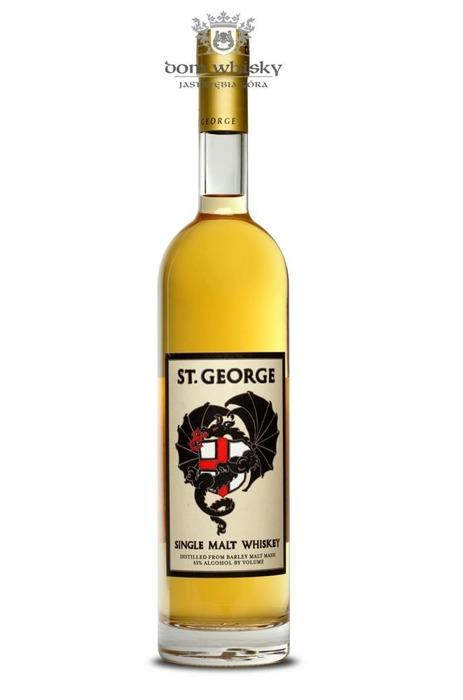 St. George Single Malt / 43% / 0,75l