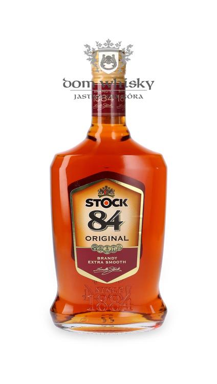 Stock 84 VSOP Brandy / 38% / 0,7l