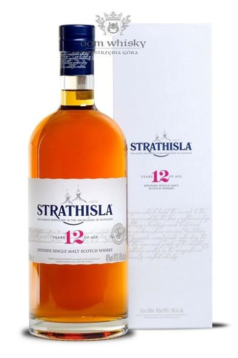 Strathisla 12-letni / 40% / 1,0l