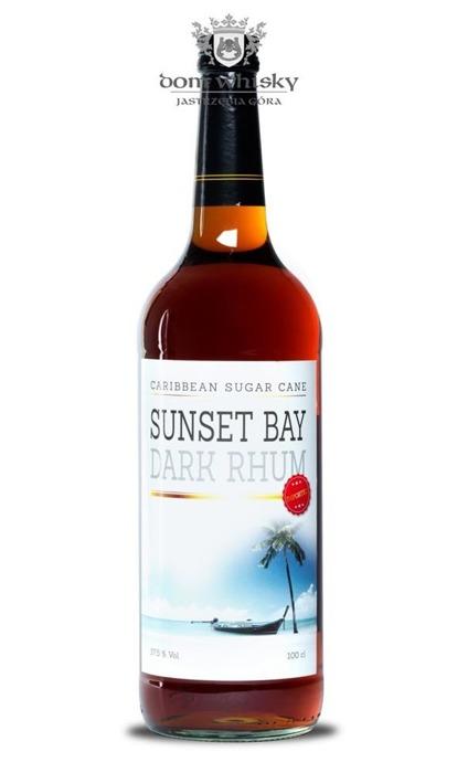 Sunset Bay Dark Rum / 37,5% / 1,0l