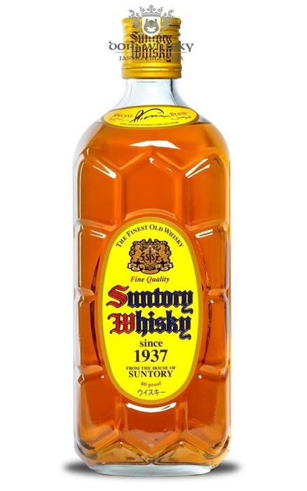 Suntory Whisky Kakubin Yellow Label / 40% / 0,7l