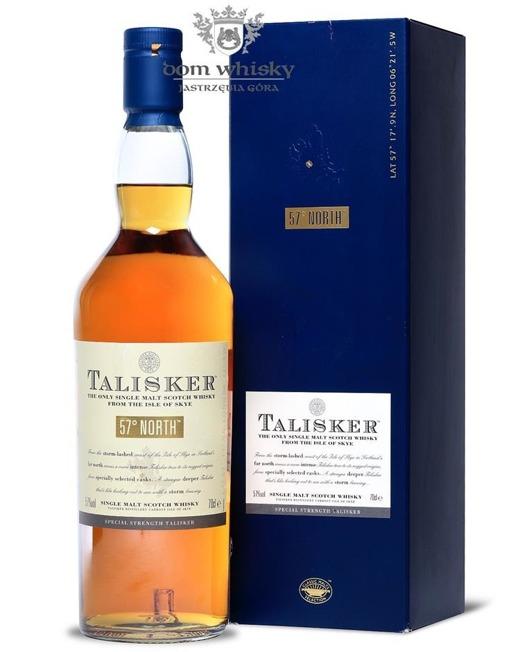 Talisker 57 North Bottled 2008 (Skye) / 57% / 0,7l