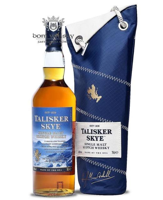 Talisker Skye Atlantic Challenge / 45,8% / 0,7l