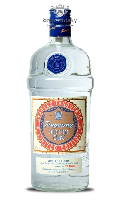 Tanqueray Old Tom Limited Edition / 47,3% / 1,0l