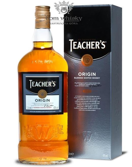 Teacher's Origin / 40% / 1,0l