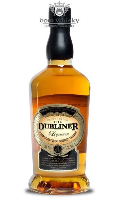 The Dubliner Irish Liqueur / 30% / 0,7l
