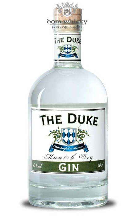The Duke Munich Dry Gin / 45% / 0,7l