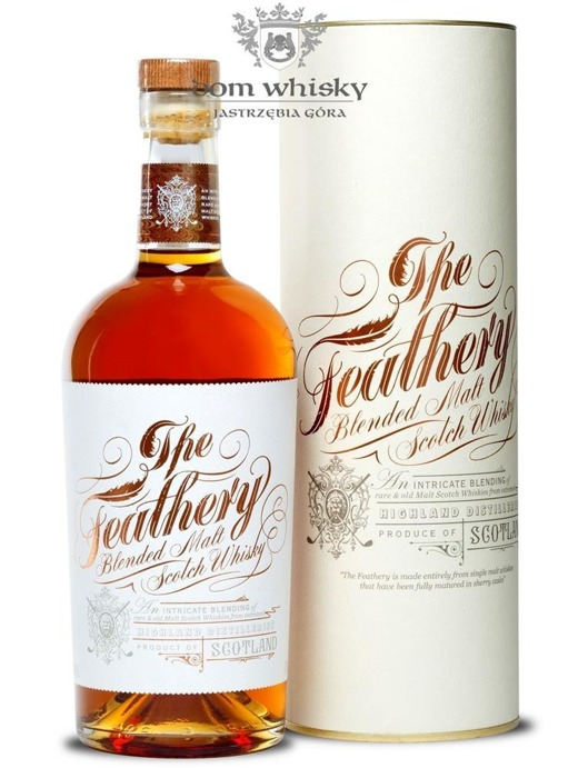 The Feathery Blended Malt Scotch Whisky / 40% / 0,7l
