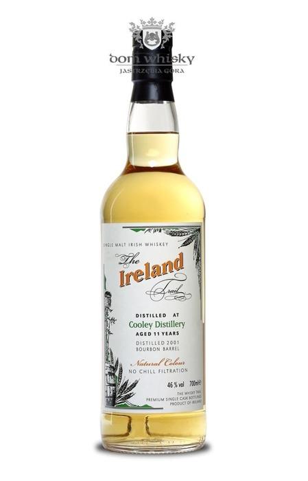 The Ireland Trail Cooley Distillery 11 letni  / 46% / 0,7l