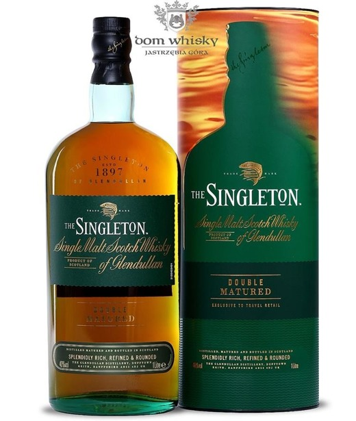 The Singleton of Glendullan Double Matured /40%/1,0l