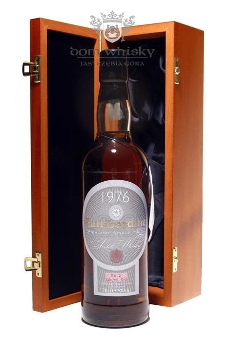Tullibardine 1976 Cask 3161 H/Head Limited Edition / 50,2% / 0,7