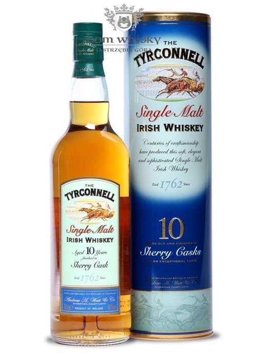 Tyrconnell 10-letni Sherry Cask / 46% / 0,7l