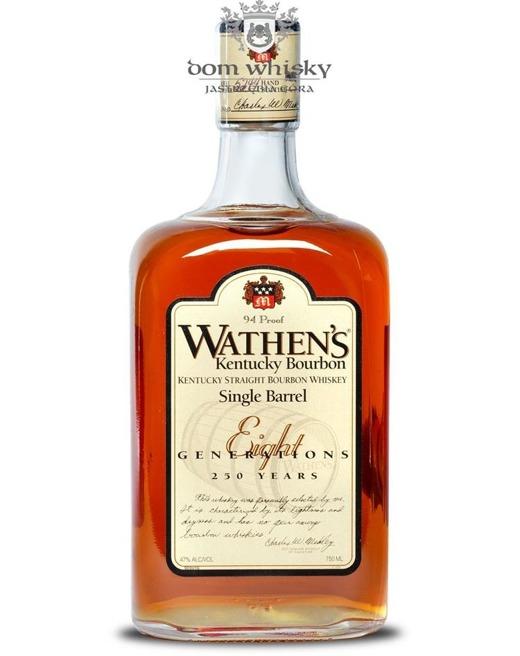 Wathen's Single Barrel / 47% / 0,75l