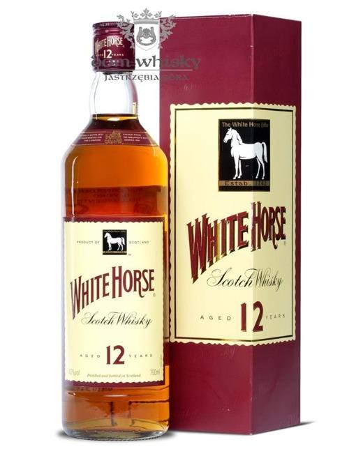 White Horse 12 letni / 40% / 0,7l