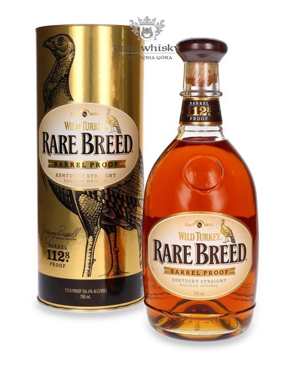 Wild Turkey Rare Breed Barrel Proof / 56,4% / 0,7l