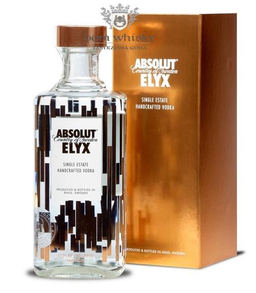 Wódka Absolut Elyx /Bez opakowania/ 42,3% / 0,7l