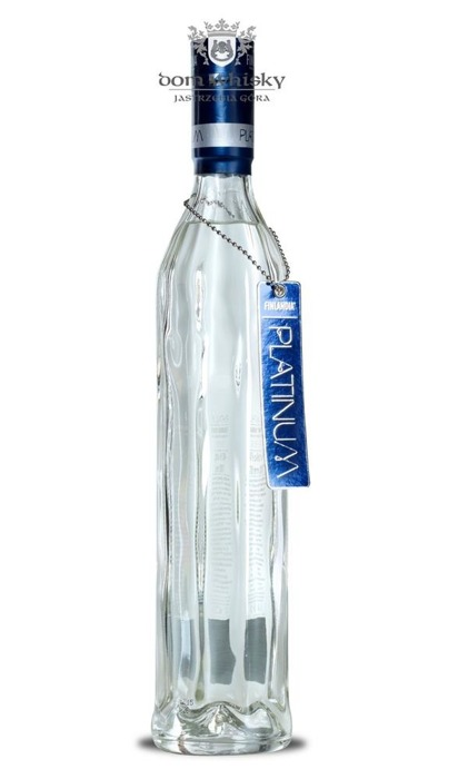 Wódka Finlandia Platinum / 40% / 0,7l