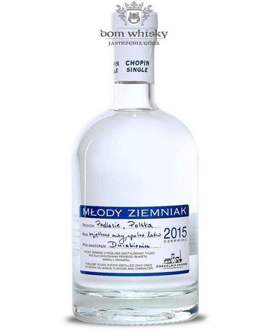 Wódka Młody Ziemniak 2015 / 40% / 0,5l