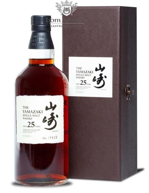 Yamazaki Malt 25 letni Suntory / 43% / 0,7l