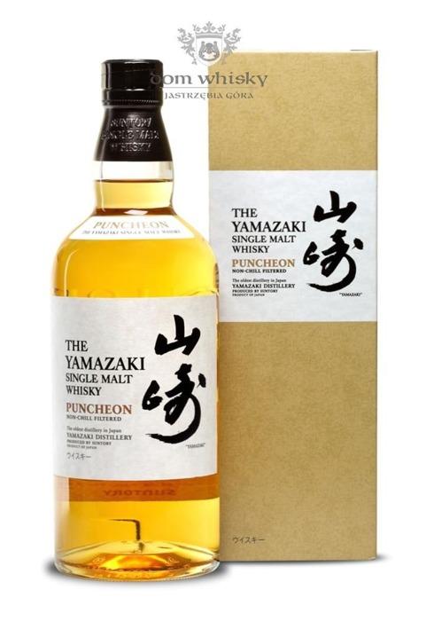 Yamazaki Malt Puncheon Suntory B.2010 / 48% / 0,7l