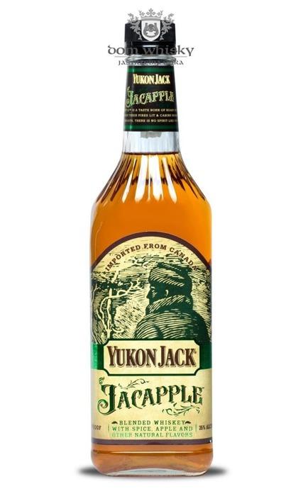 Yukon Jack Jacapple Canadian / 35% / 0,75l