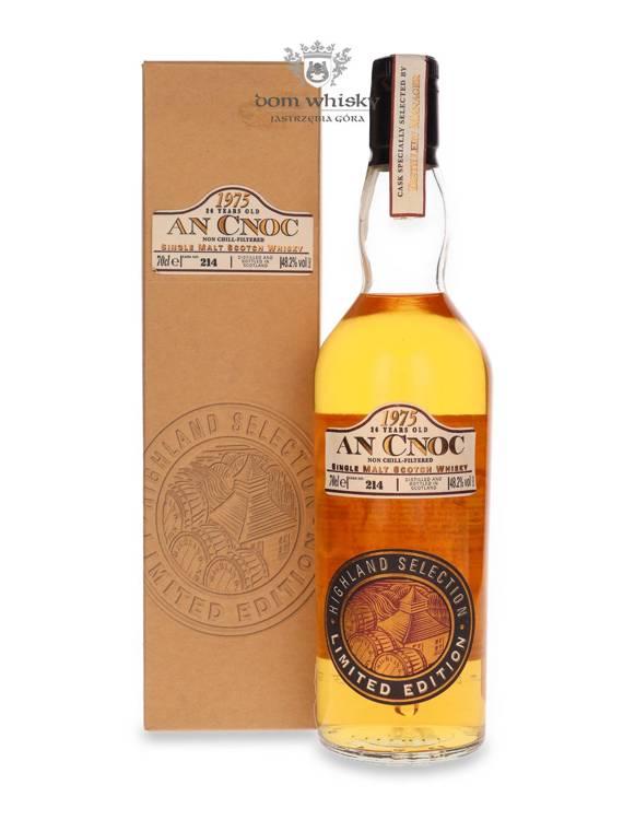 anCnoc 1975, 26-letni, Highland Selection / 48,2% / 0,7l